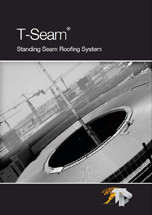 T-Seam Standing Seam Roofing Systems Catalogue
