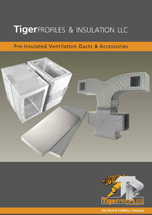 Tiger Ventilation Ducts & Accessories 2013