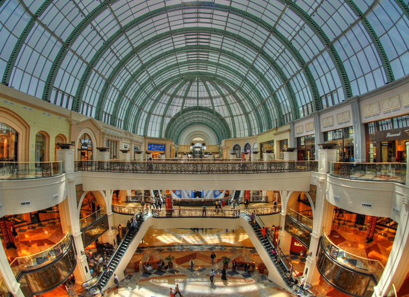 Mall Of The Emirates Expansion