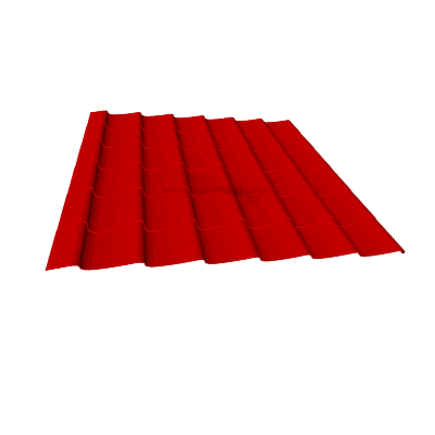 Roof Tile Profile