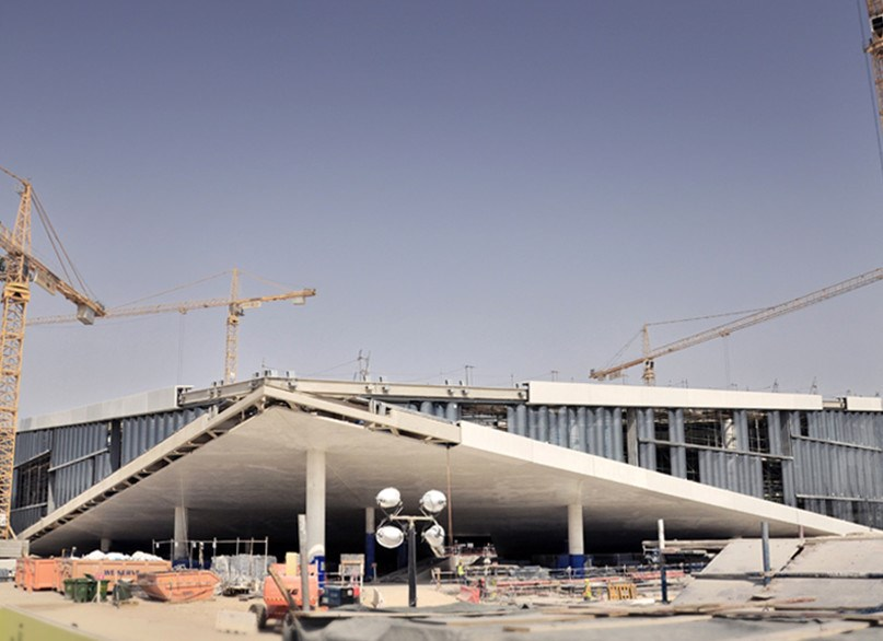 Qatar National Library 2