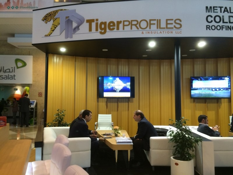 Days 3 and 4 at the Big 5 Show 2014 - Dubai, UAE
