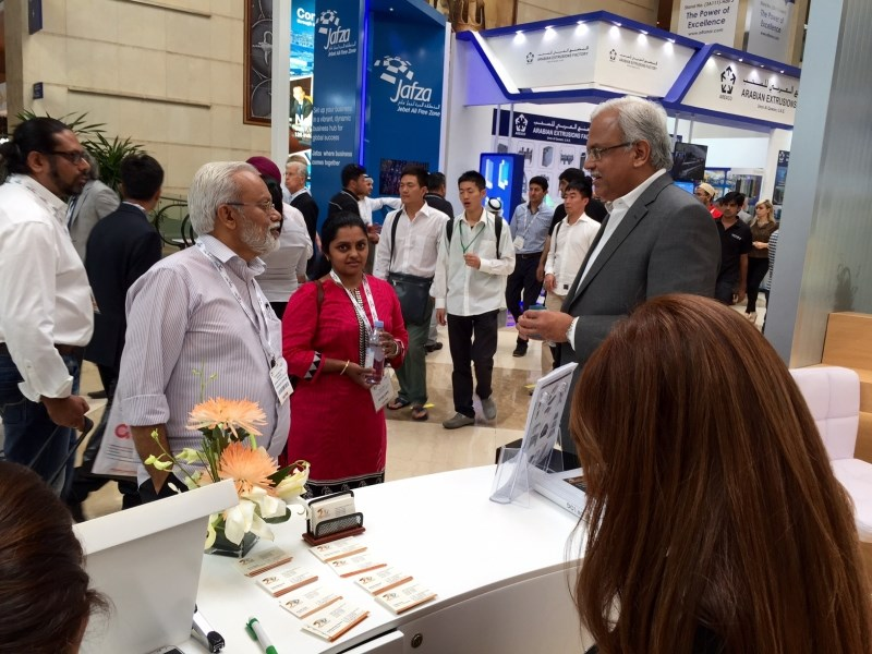 Day 2 at the Big 5 Show 2014 - Dubai, UAE (Dubai World Trade Center)