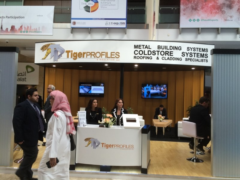 Day 1 at the Big 5 Show 2014 - Dubai, UAE (Dubai World Trade Center)