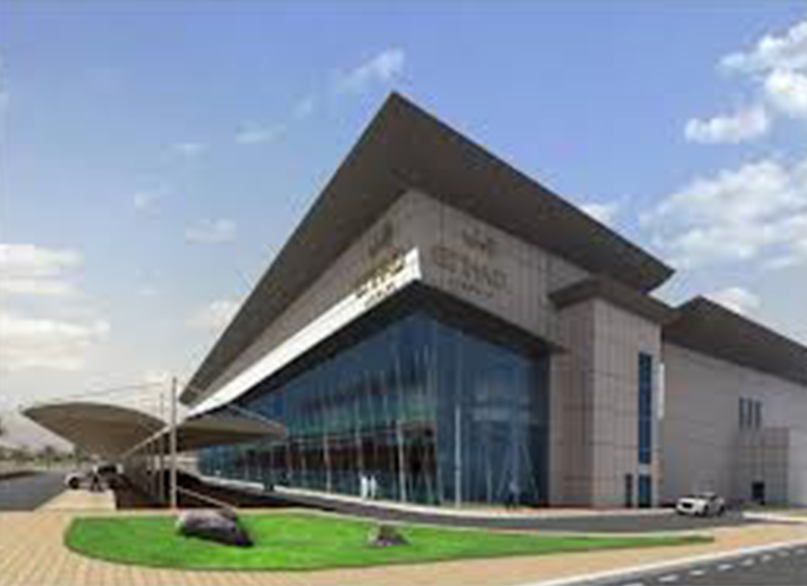 Etihad Training Academy Extension