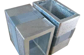 Pre-Insulated Ventilation Ducts Board&Accesories_img1