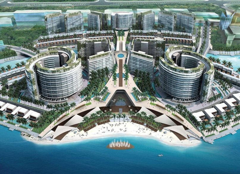 Al Muneera Al Raha Beach Development