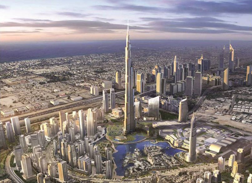 Burj Dubai Development